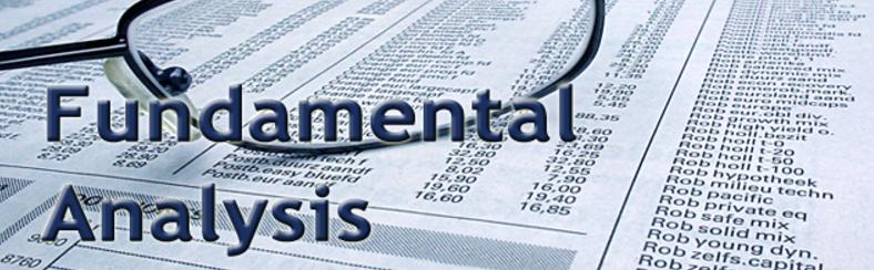 Technical Analysis Introduction - Fundamental