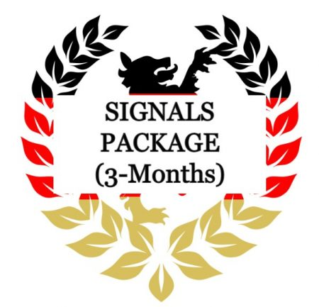 signals package three months