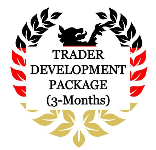 trader development three months