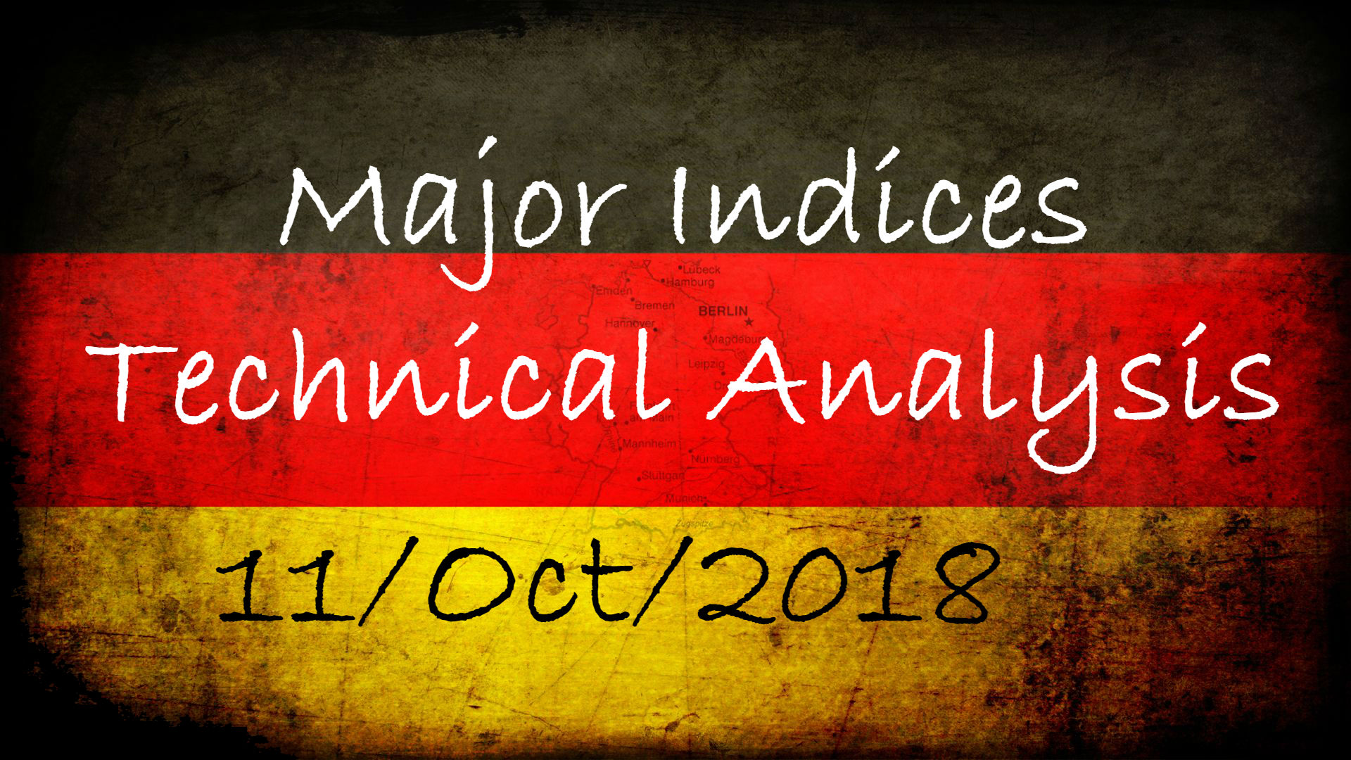 11-10-2018 Technical Analysis Levels