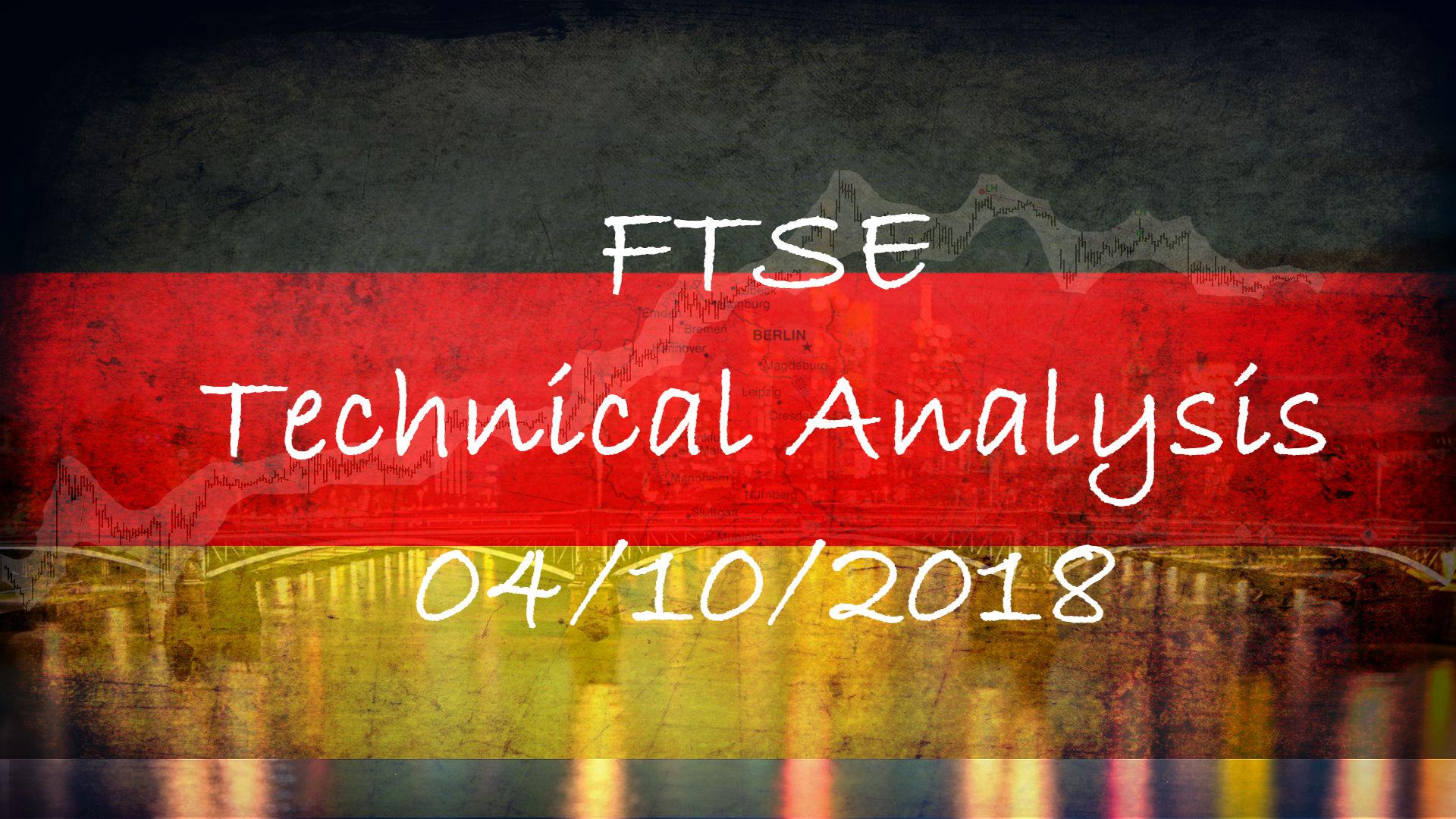 04-10-2018 FTSE Analysis