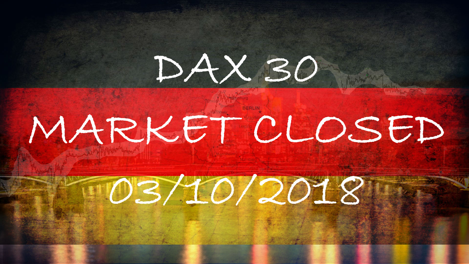 03-10-2018 DAX CLOSED TODAY