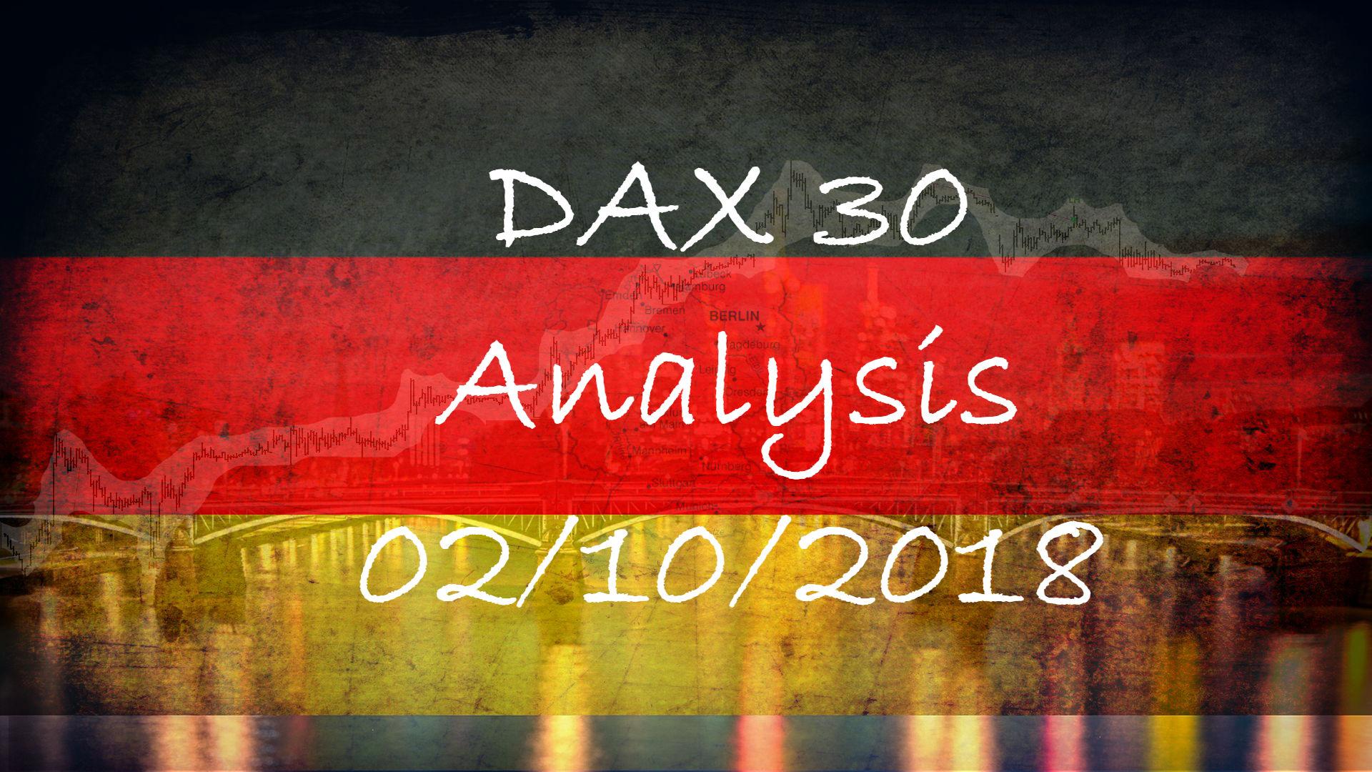 02-10-2018 Dax Technical Analysis