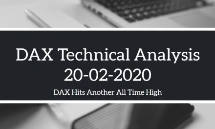 20-02-2020 DAX 30 Analysis