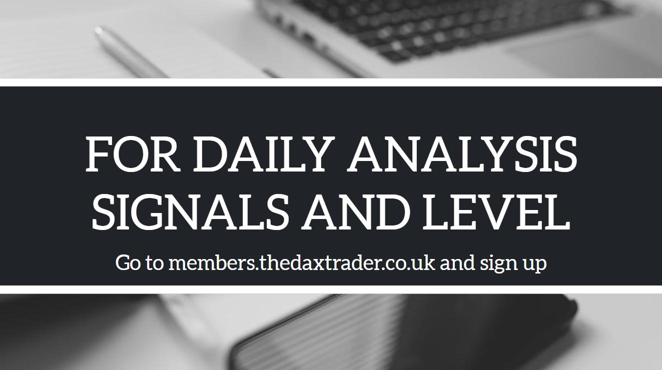 daily dax analysis