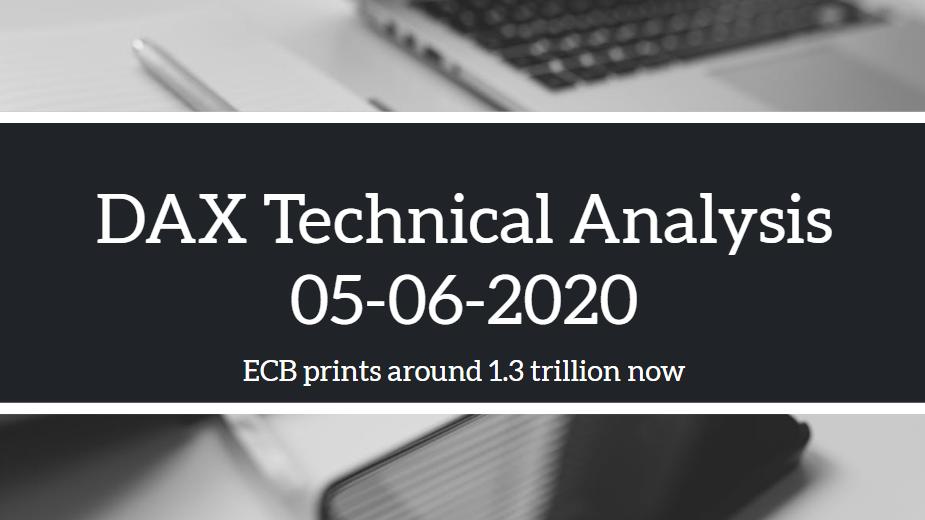05-06-2020 ECB printing around 1.3 trillion – More to come