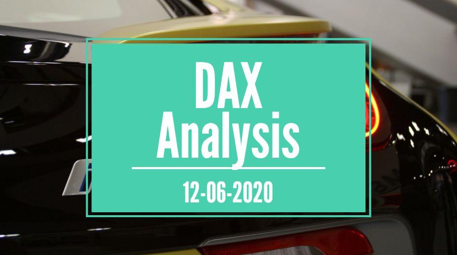 DAX 30 Analysis 12-06-2020