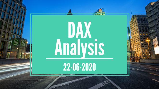 22-06-2020 DAX 30