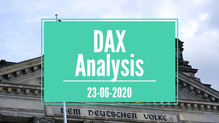 23-06-2020 DAX 30