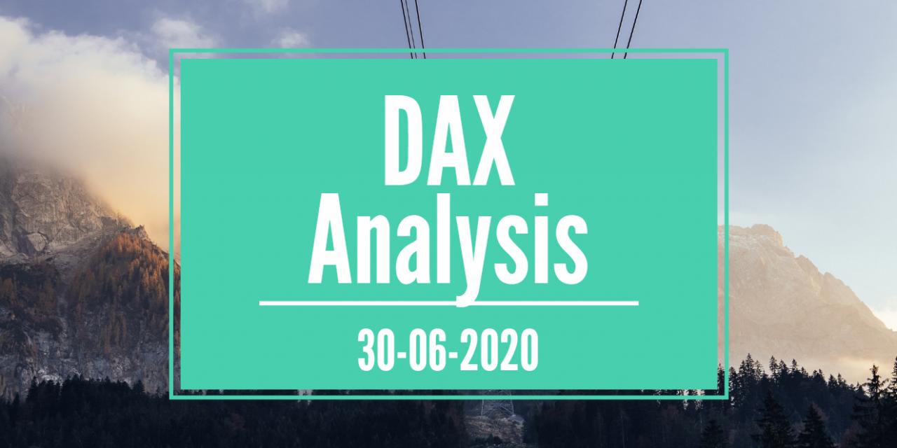 30-06-2020 DAX 30 Analysis