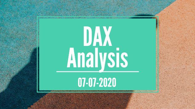 07-07-2020 DAX 30 Analysis