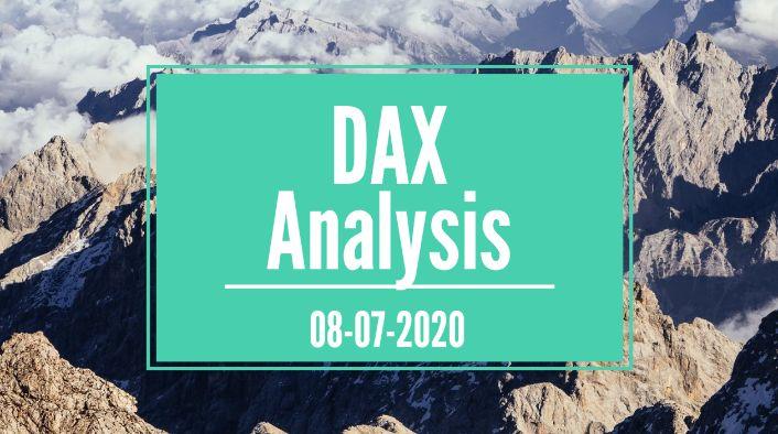 08-07-2020 DAX Analysis