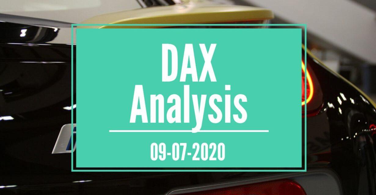 09-07-2020 DAX 30 Analysis