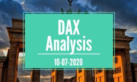 10-07-2020 DAX 30 Analysis