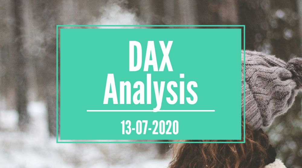 13-07-2020 DAX Analysis