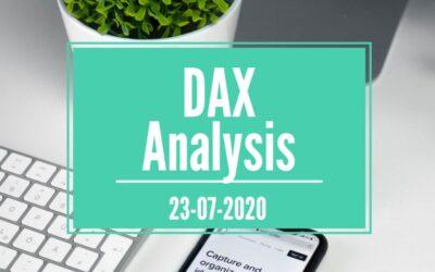 DAX RANGE-BOUND BETWEEN 13056 – 13195
