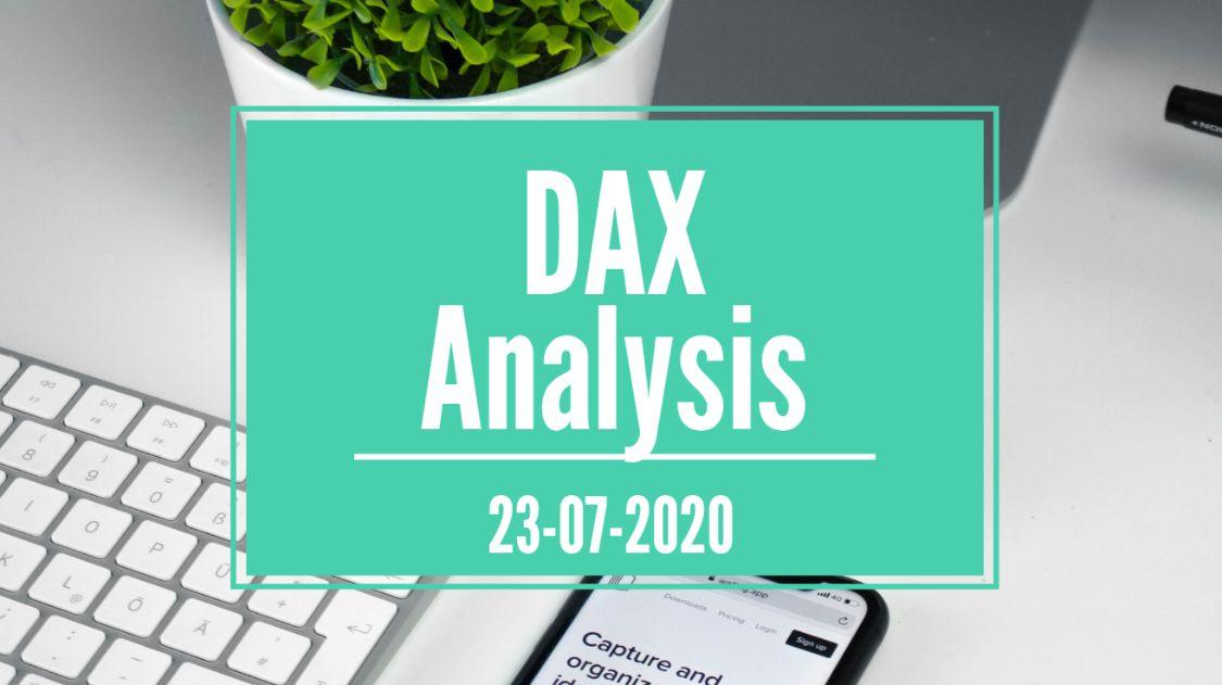 DAX RANGE-BOUND BETWEEN 13055 - 13195