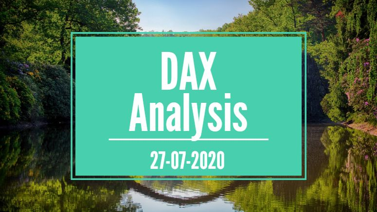 27-07-2020 DAX 30 Analysis
