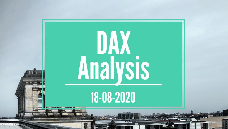 dax threatens to break lower