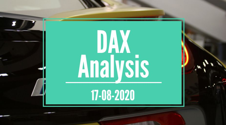 DAX BROKE THE TREND DEFINING LOW