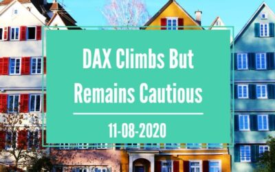DAX Climbs But Remains Cautious