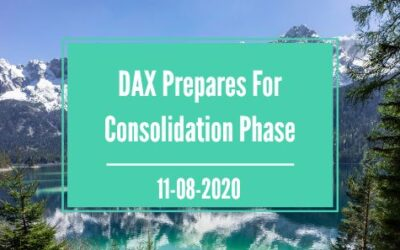 DAX Prepares For Consolidation Phase